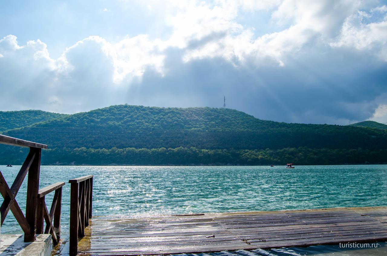 Озера абрау-дюрсо в картинках