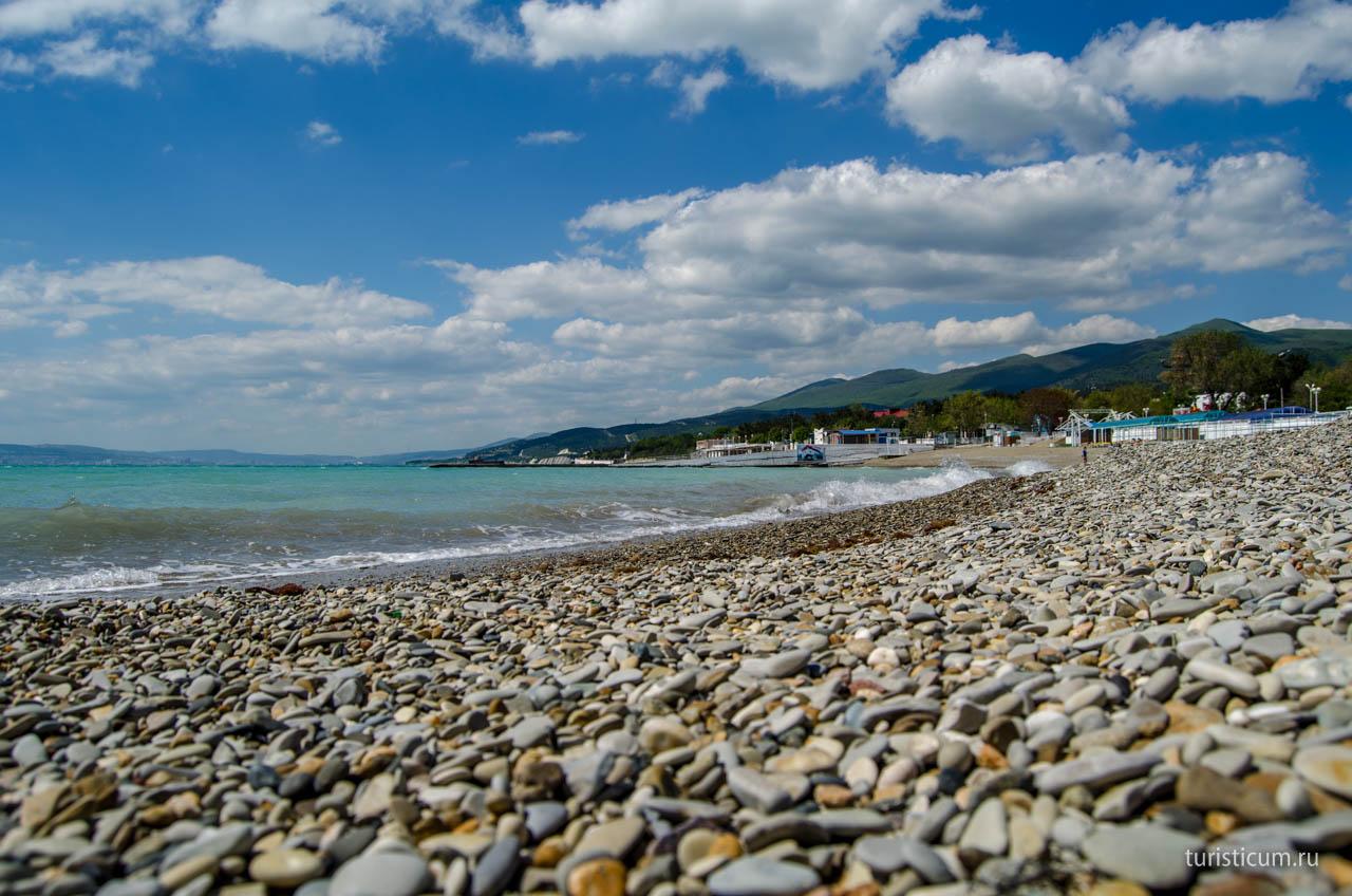 Кабардинка пляж фото 2018 год