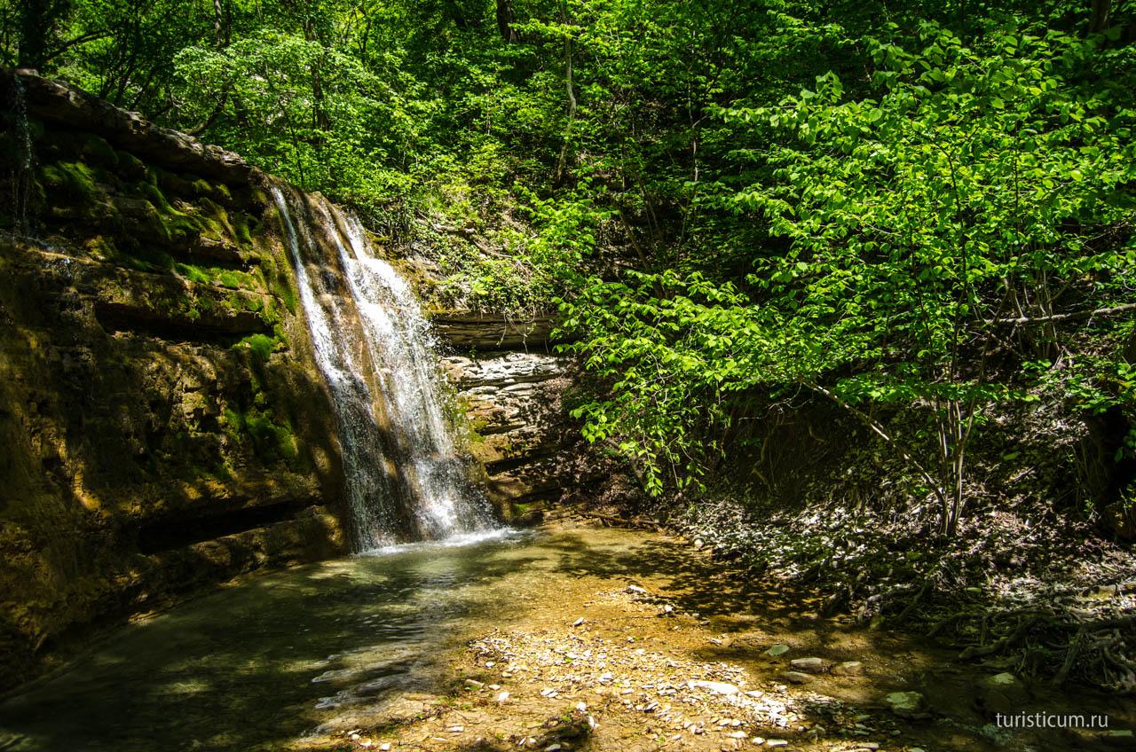 Пшадские водопады как добраться