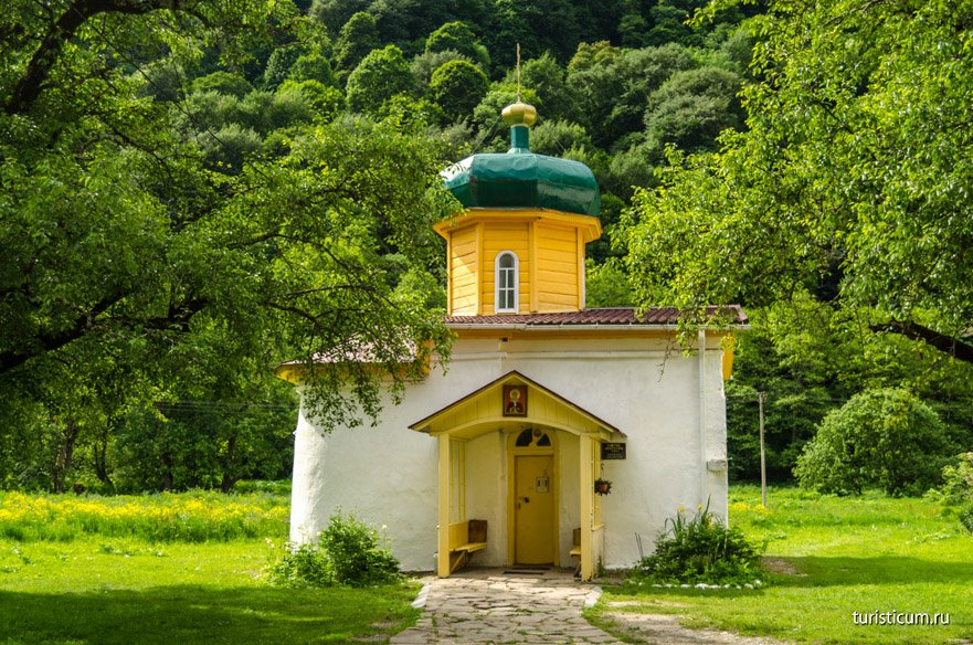 Аланские храмы
