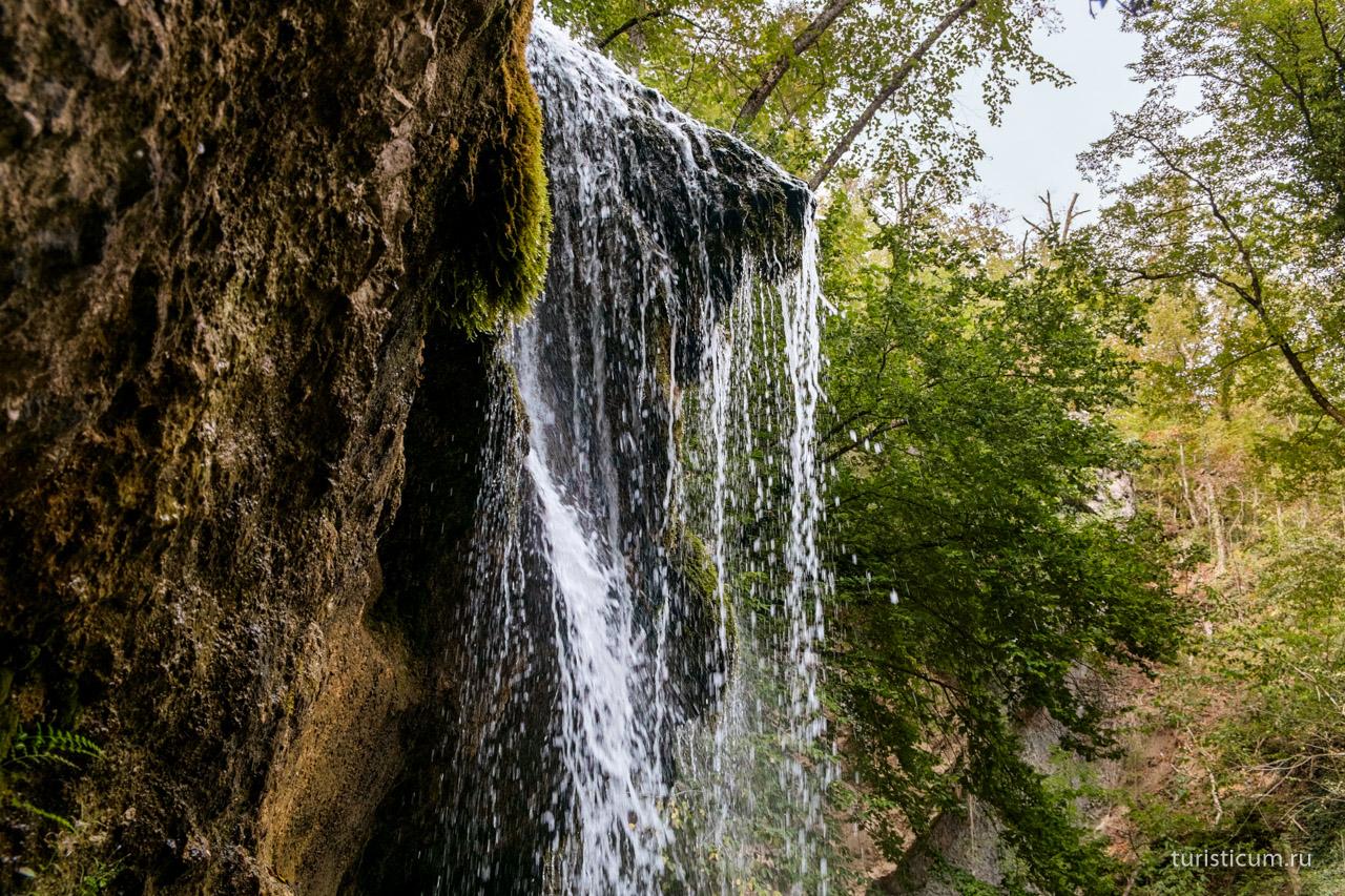 водопады в алуште как добраться как организован бухгалтерский