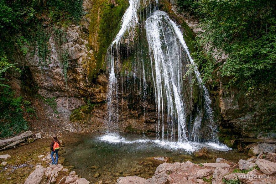 Картинки крыма водопад