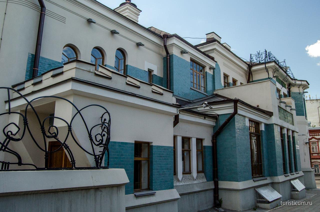 дом-музей Курлиной