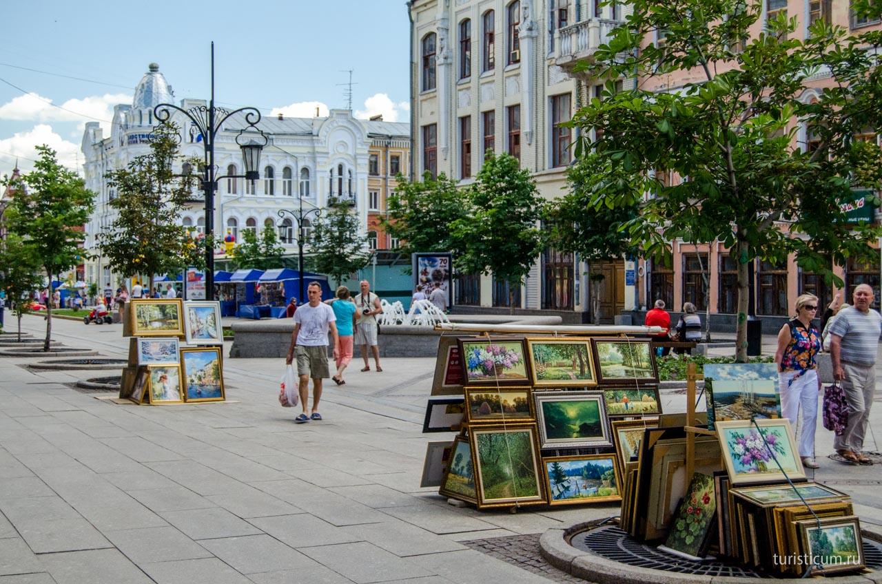улица Ленинградская Самара