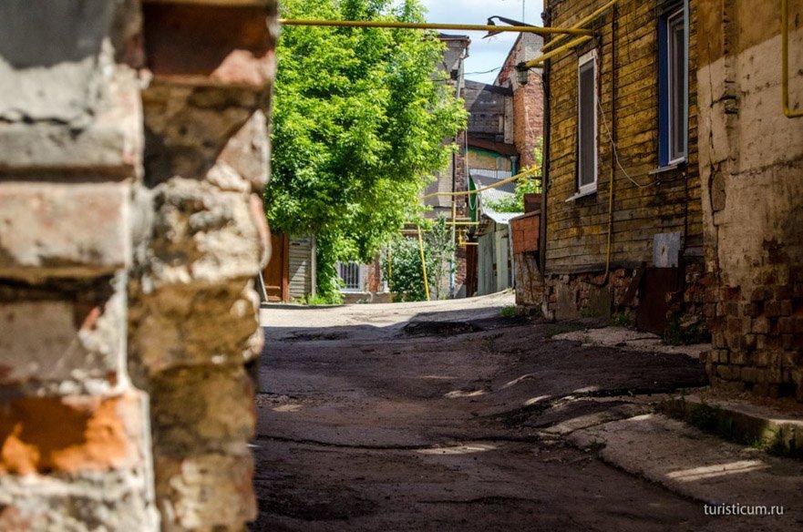 Самарские дворики