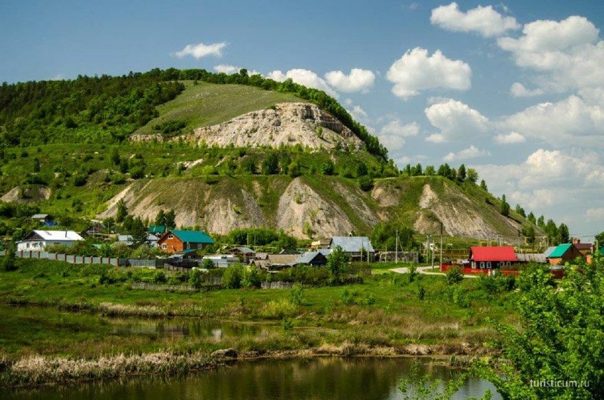 вид на Попову гору