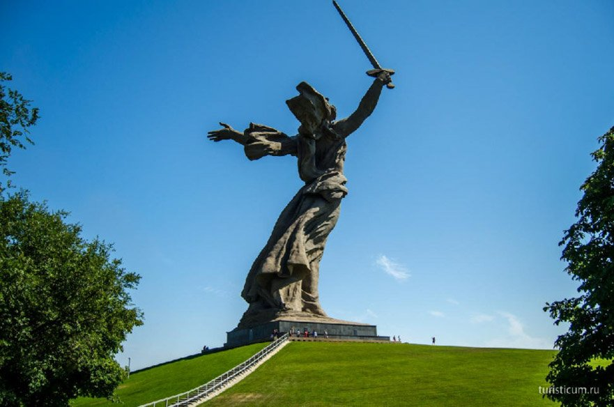 The Motherland Calls!