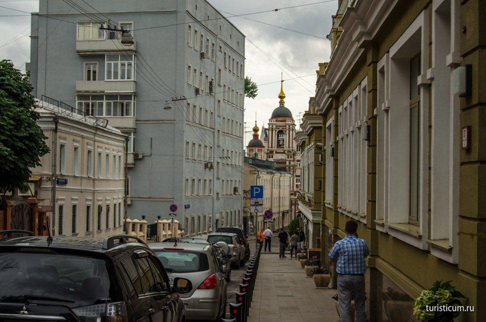 Ивановская горка, Москва