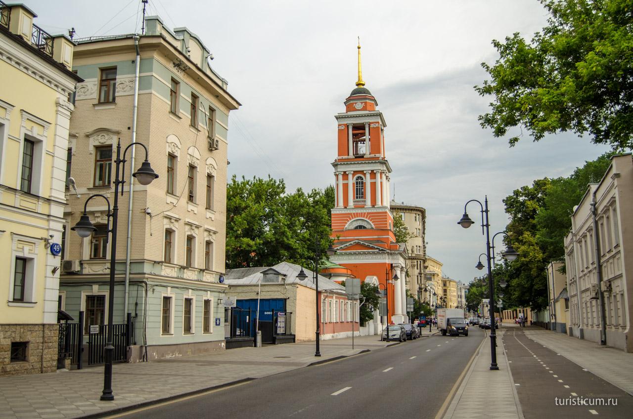 сделать фото улицы исторической москвы планах молодого