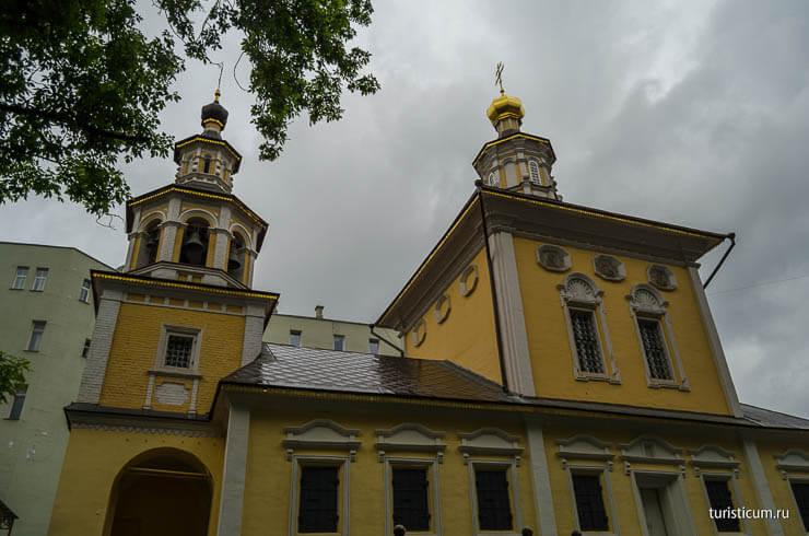 улица Варварка в Москве