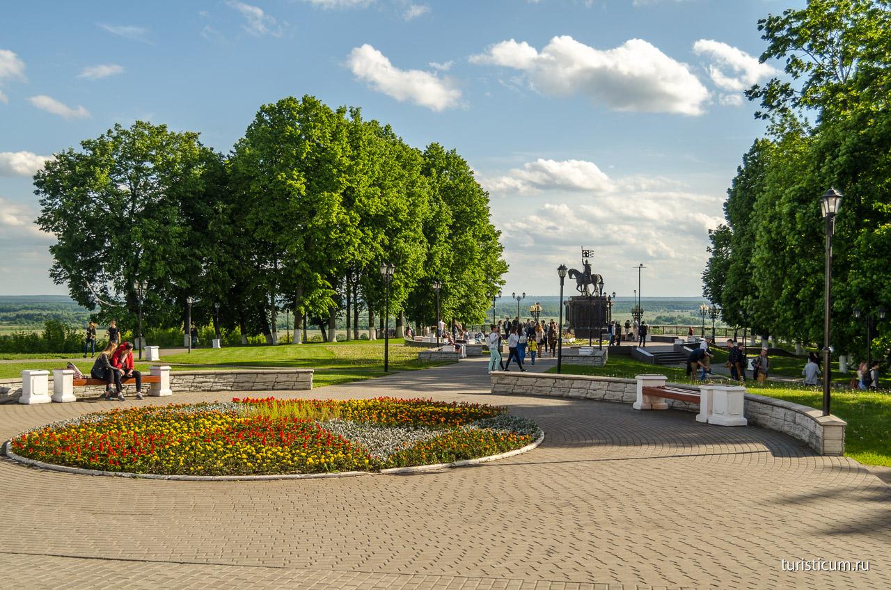 вашем парки города владимира фото что