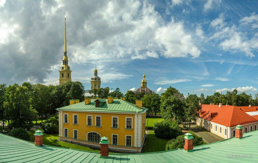 Петропавловский собор Петропавловская крепость