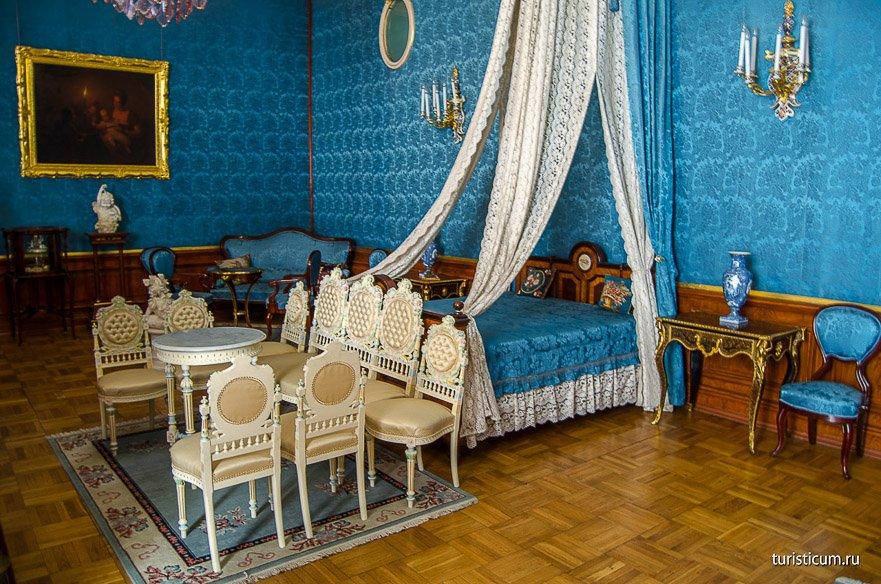 Юсуповский дворец на Мойке в Санкт-Петербурге