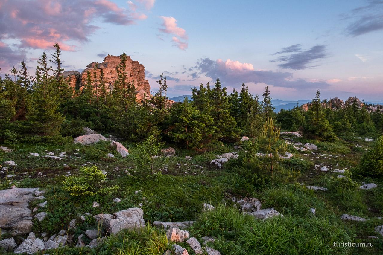 Зюраткуль хребет, Южный Урал | Как добраться, экотропа, фото