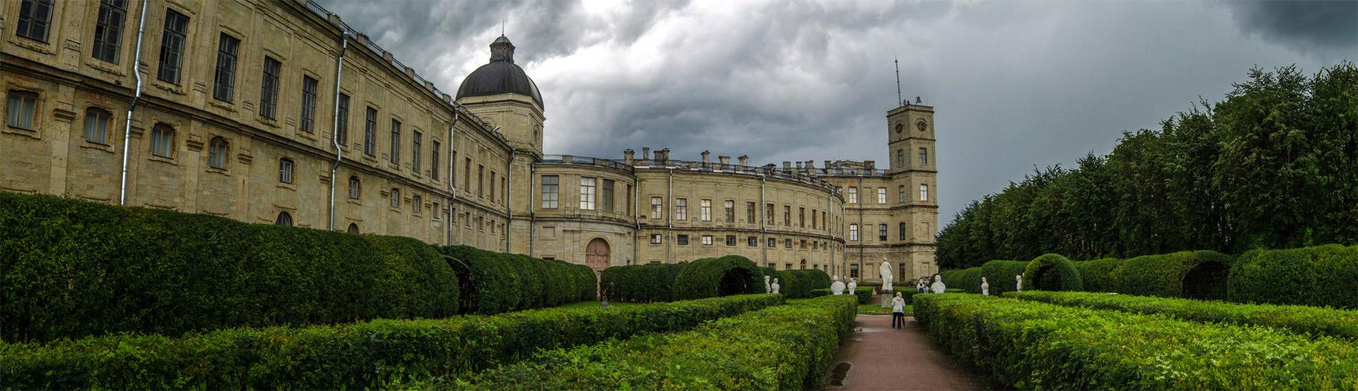 Гатчинский дворец: фото и видео интерьеров
