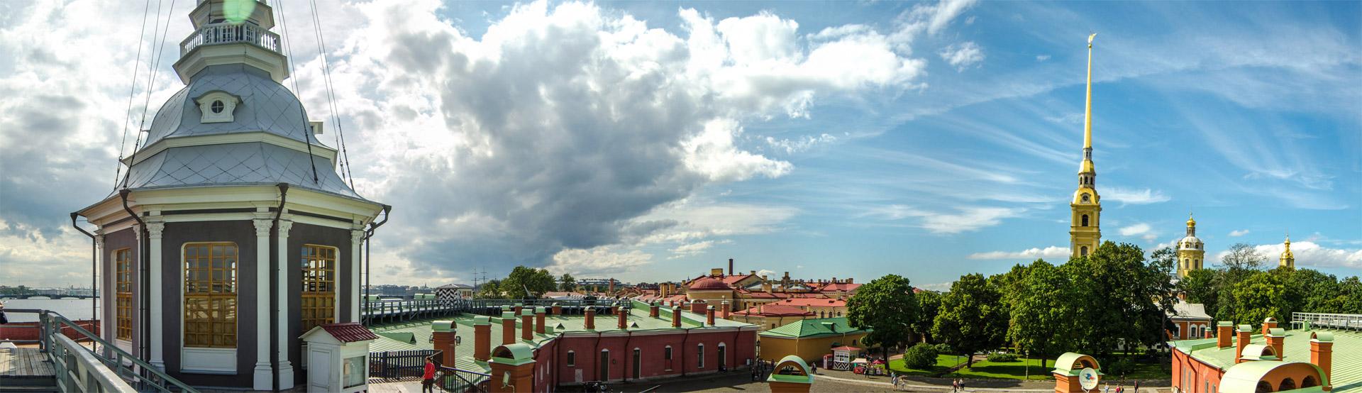 В петропавловскую крепость самостоятельно